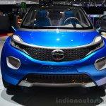 Tata Nexon Concept front at Geneva