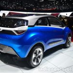 Tata Nexon Concept rear three quarters at Geneva
