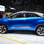 Tata Nexon Concept side at Geneva