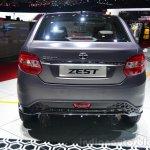 Tata Zest rear - Geneva Live