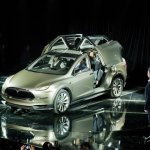 Tesla Model X live image
