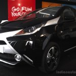 Toyota Aygo front three quarters at the 2014 Goodwood Festival of Speed