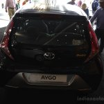 Toyota Aygo rear at the 2014 Goodwood Festival of Speed