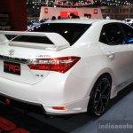 Toyota Corolla Altis TRD Sportivo at Bangkok Motor Show 2014