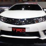 Toyota Corolla Altis TRD Sportivo front at Bangkok Motor Show 2014