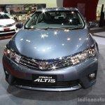 Toyota Corolla Altis at 2014 Bangkok Motor Show