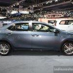 Toyota Corolla Altis profile at 2014 Bangkok Motor Show