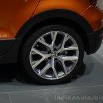 VW CrossPolo wheel - Geneva Live