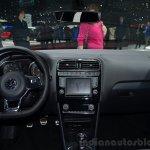 VW Polo R-Line dashboard - Geneva Live