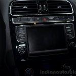 VW Polo R-Line infotainment - Geneva Live