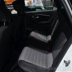 VW Polo R-Line rear seats - Geneva Live