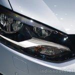VW Polo TDI BlueMotion headlamp - Geneva Live