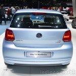 VW Polo TDI BlueMotion rear - Geneva Live