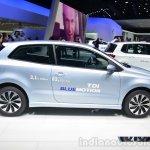 VW Polo TDI BlueMotion side - Geneva Live