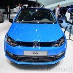 VW Polo TSI BlueMotion front - Geneva Live