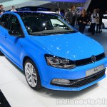 VW Polo TSI BlueMotion front three quarter - Geneva Live