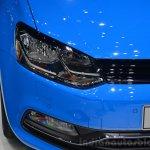 VW Polo TSI BlueMotion headlamp - Geneva Live