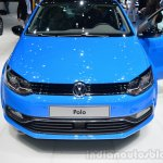 VW Polo TSI BlueMotion nose - Geneva Live