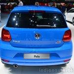 VW Polo TSI BlueMotion rear - Geneva Live