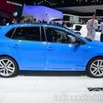 VW Polo TSI BlueMotion side - Geneva Live