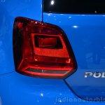 VW Polo TSI BlueMotion taillight - Geneva Live
