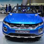 VW T-ROC Concept front at Geneva Motor Show