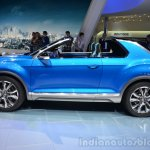 VW T-ROC Concept profile at Geneva Motor Show