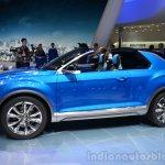 VW T-ROC Concept side at Geneva Motor Show