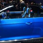 VW T-ROC SUV concept side Geneva live