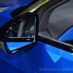 VW T-ROC SUV concept wing mirror Geneva live