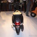 Vespa S Matte Black rear