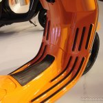 Vespa S Orange floor board