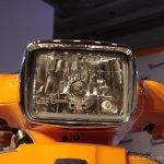 Vespa S Orange headlamp