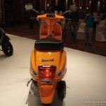 Vespa S Orange rear