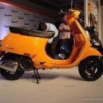 Vespa S Orange right side