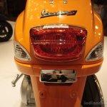 Vespa S Orange tail lamp
