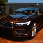 Volvo Concept Estate front three quarter left - Geneva Live