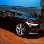 Volvo Concept Estate front three quarter right - Geneva Live