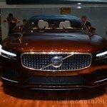 Volvo Concept Estate nose - Geneva Live