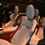 Volvo Concept Estate seats at Geneva Motor Show