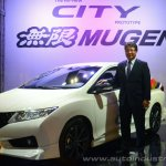 2014 Honda City Mugen edition front