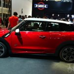 2014 MINI Paceman side at Auto China 2014