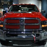 2014 Ram Power Wagon at 2014 NY Auto Show front