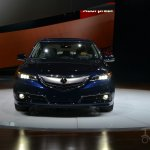 2015 Acura TLX 2014 New York Auto Show front