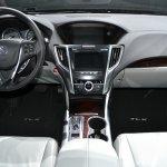 2015 Acura TLX 2014 New York Auto Show interior