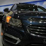 2015 Chevrolet Cruze at 2014 New York Auto Show - headlamp