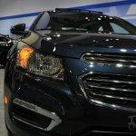 2015 Chevrolet Cruze at 2014 New York Auto Show - headlamp