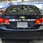 2015 Chevrolet Cruze at 2014 New York Auto Show - rear