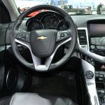2015 Chevrolet Cruze at 2014 New York Auto Show - steering