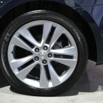 2015 Chevrolet Cruze at 2014 New York Auto Show - wheel